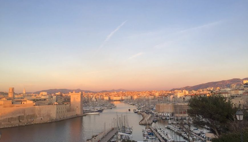 Life-in-Marseille