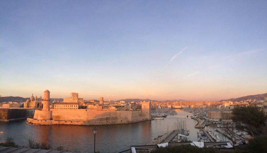 A walk in Marseille