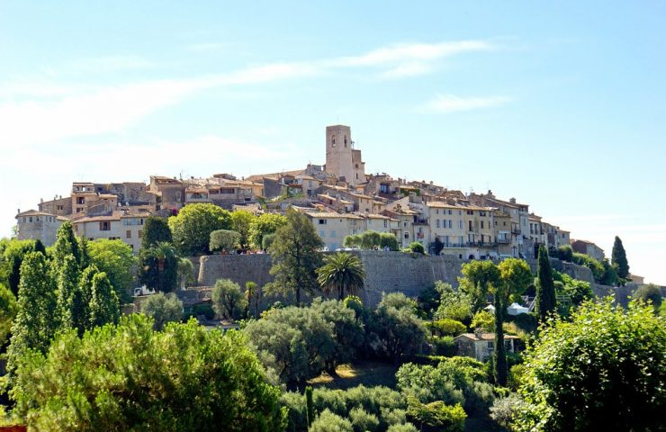 The best places to stay in Saint-Paul-de-Vence