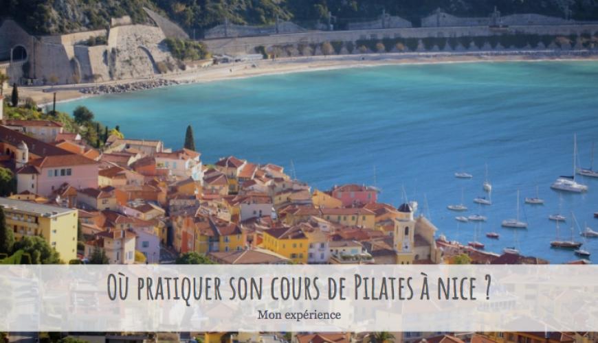 Pilates Classes in Nice