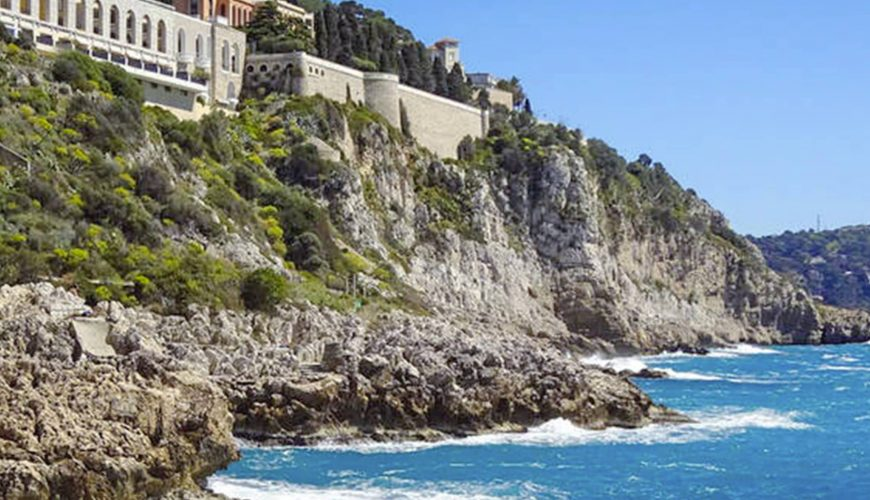 A walk along Nice and Villefranche