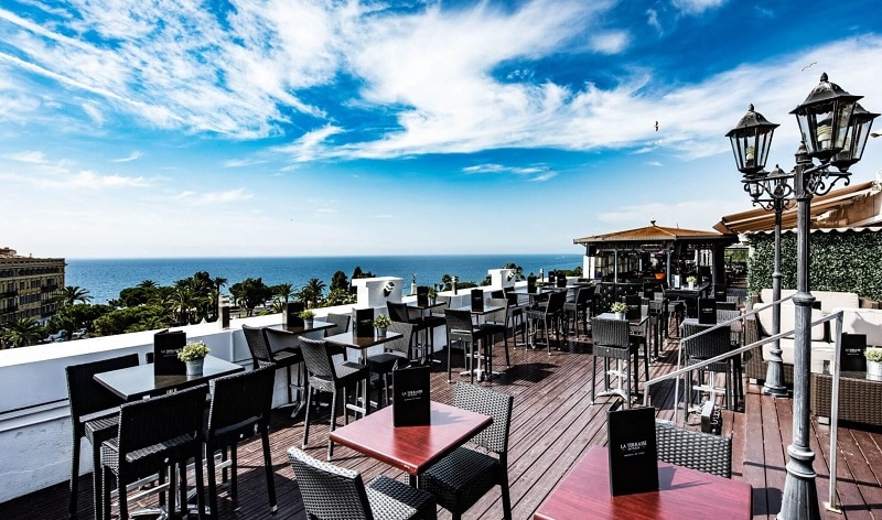 The 8 best rooftop bars in Nice