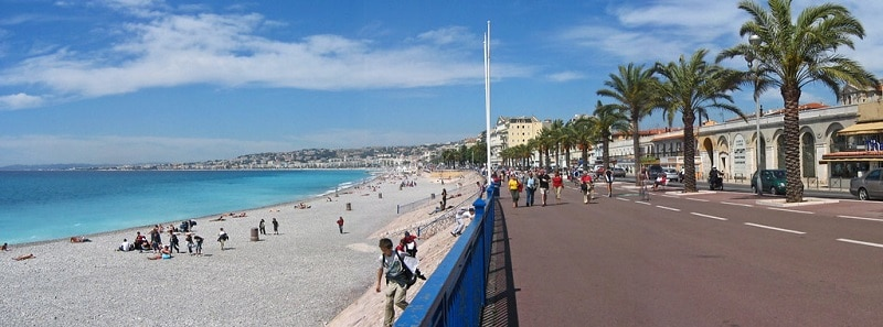 Where to enjoy the best panoramic views of Nice?