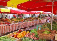La Condamine Market