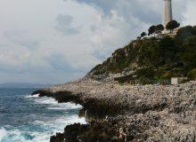 Lighthouse and semaphore