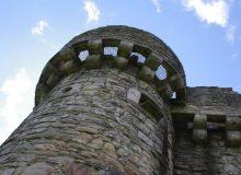 MACHICOLATED TOWER (PORTE DE VENCE)
