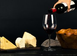 Nice Wine Tasting