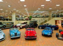 SAS Vintage Car Collection