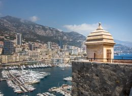 Trip from Nice to Monaco