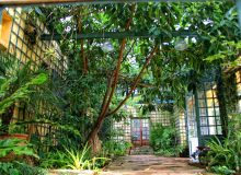 Jardin de la Serre de la Madone
