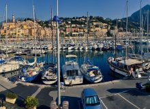 The Old Port of Menton